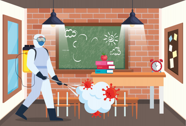 School and University Cleaning in New York
